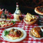 abbinamenti cucina italiana